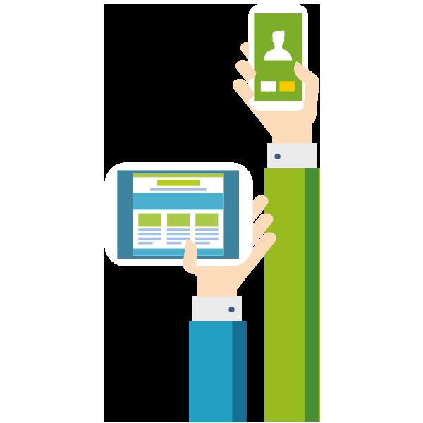 sviluppo app per web e mobile